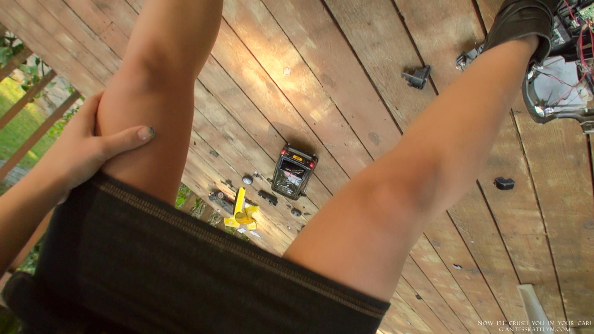 Skinny teen girl self shot jb